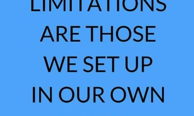 Our Limitations