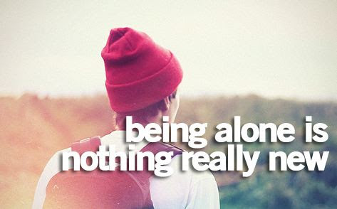 Best Alone Quotes about life