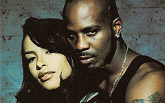 Aaliyah With Dmx