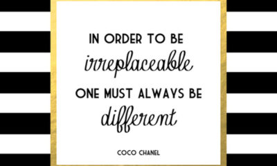 Always Be Different
