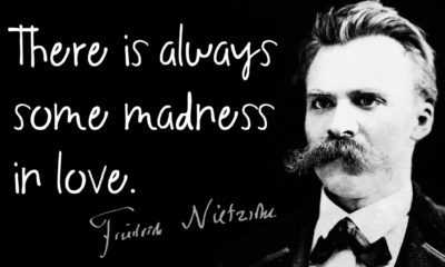 Always Madness In Love Friedrich Nietzsche Daily Quotes Sayings Pictures