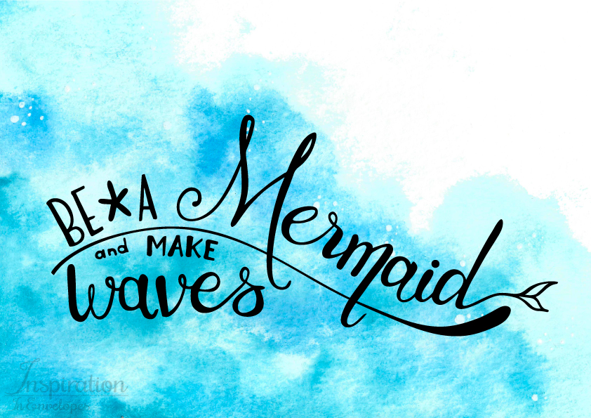 Be A Ermaid Motivational Daily Quotes Sayingss Pictures