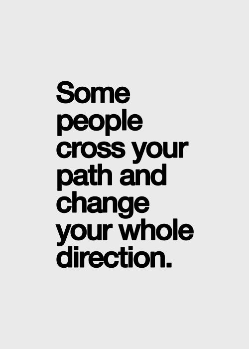 Cross Your Path