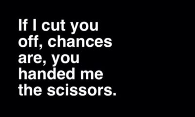 Cut You Off