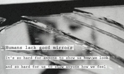 Humans Lack Good Mirrors John Green Daily Quotes Sayings Pictures