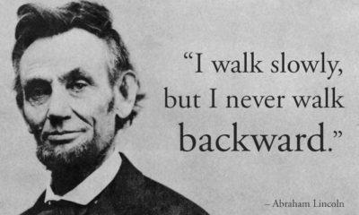 I Walk Slowly