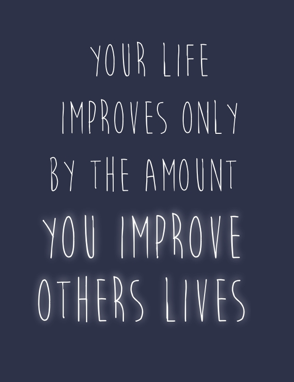 Improve Others Lives