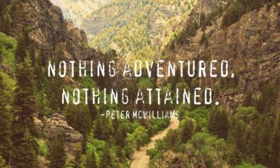 Nothing Adventured