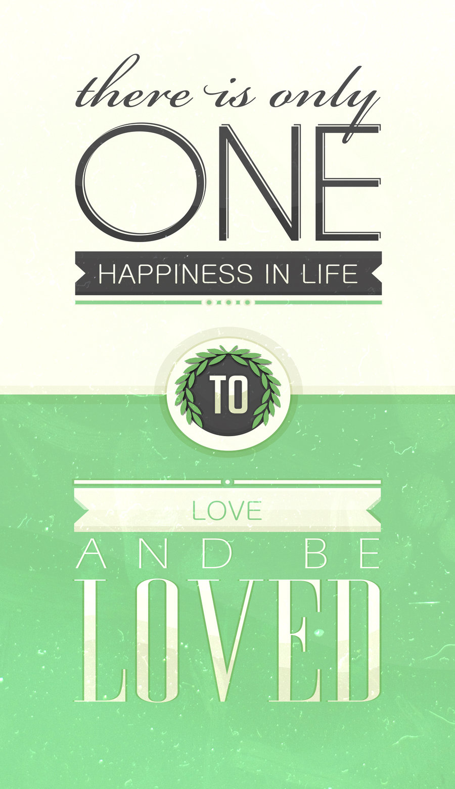 Only One Happiness Life Daily Quotes Sayings Pictures