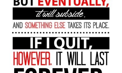 Pain Is Temporary Eric Thomas Daily Quotes Sayings Pictures