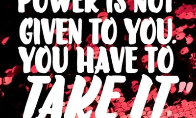Power Is Not Given To You