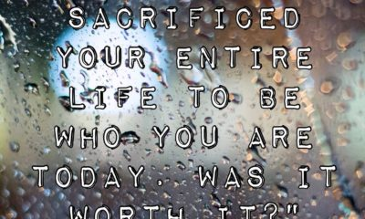 Sacrificed Your Life Richard Bach Daily Quotes Sayings Pictures