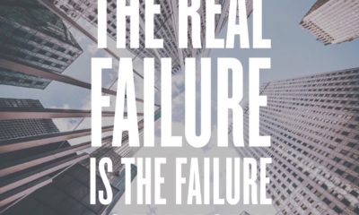 The Real Failure Motivational Daily Quotes Sayings Pictures
