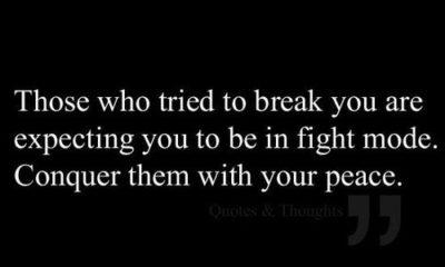 Tried To Break You