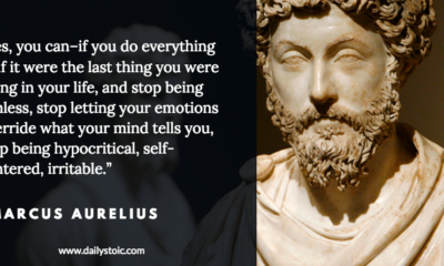 Yes You Can Marcus Aurelius Daily Quotes Sayings Pictures