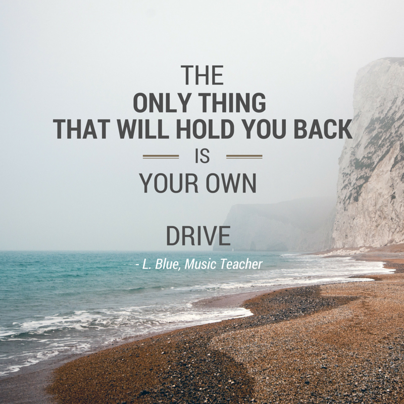 Your Own Drive