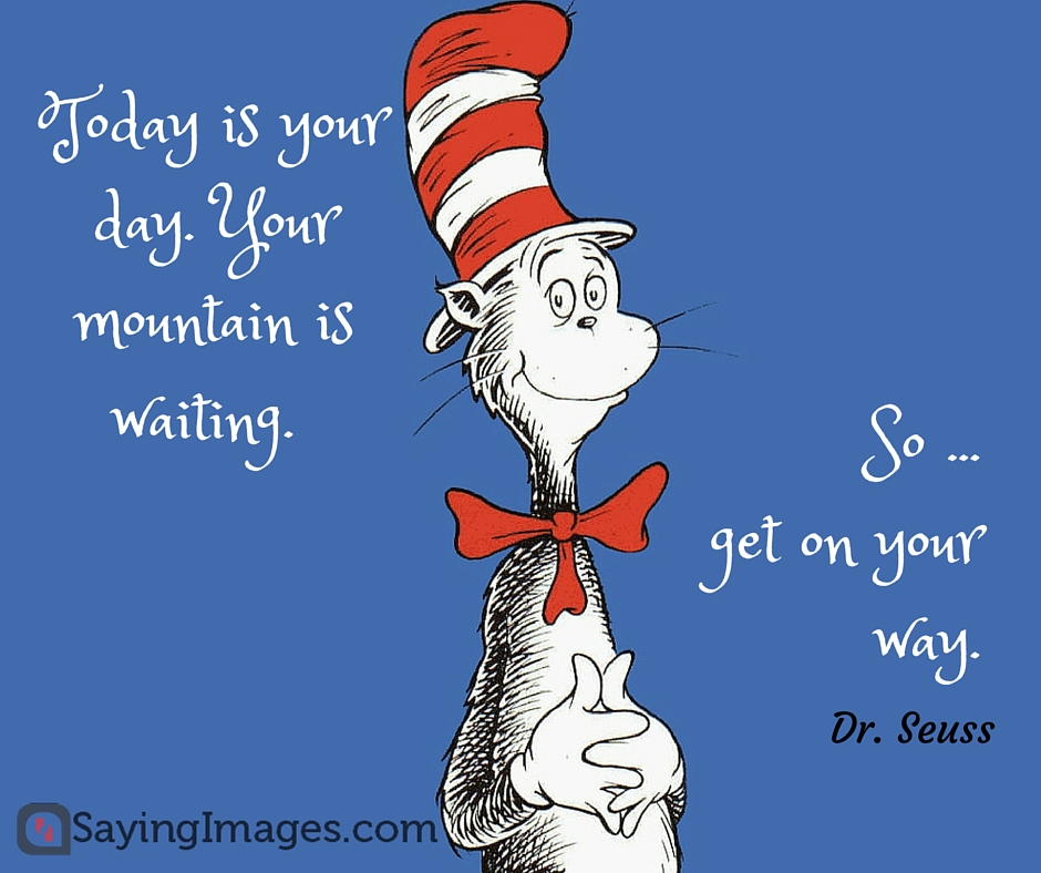 dr seuss oh the places you ll go