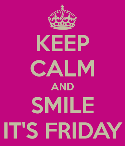 keep calm it friday