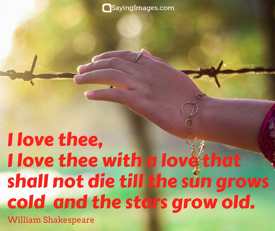 quotes of shakespeare