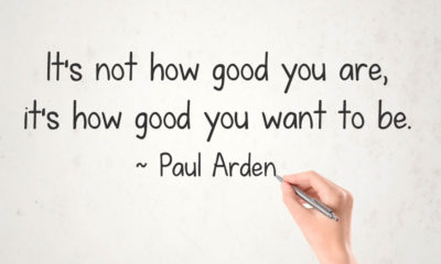 1484696905 How Good You Want To Be Paul Arden Daily Quotes Sayings Pictures
