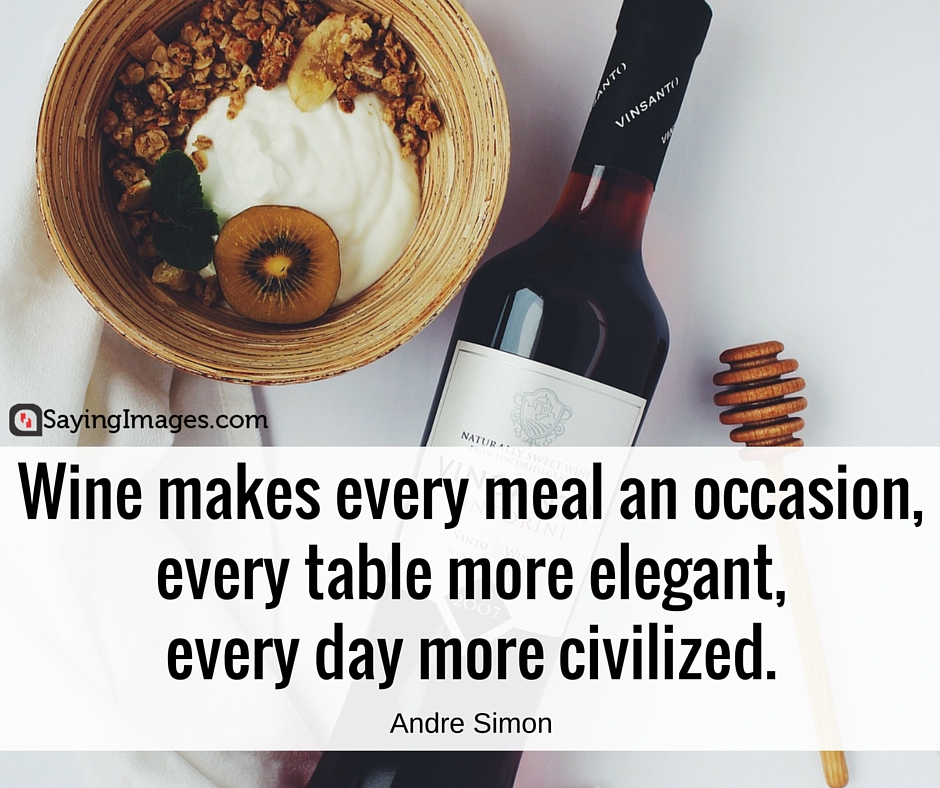 fine wine quotes