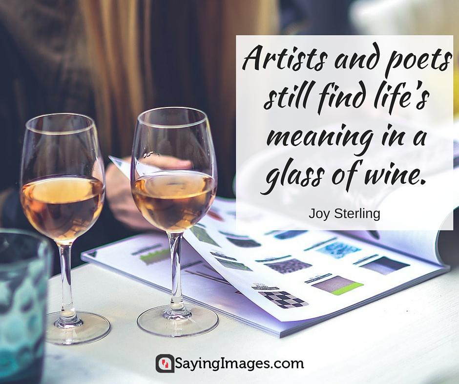 quotes on wine