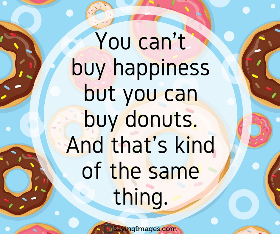 doughnut quotes