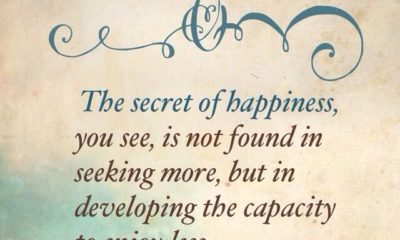 1485499780 586 The Secret Of Happiness