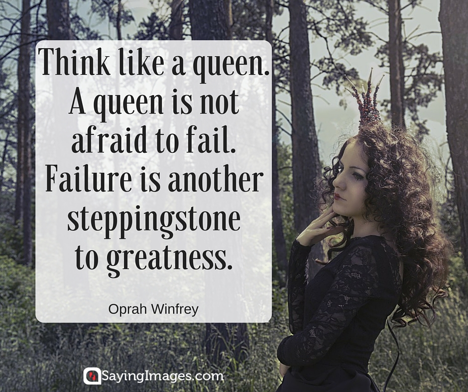 to be a queen quotes