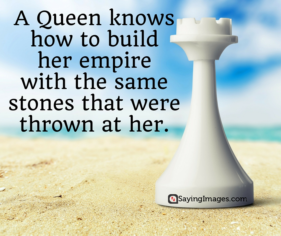 queen sayings