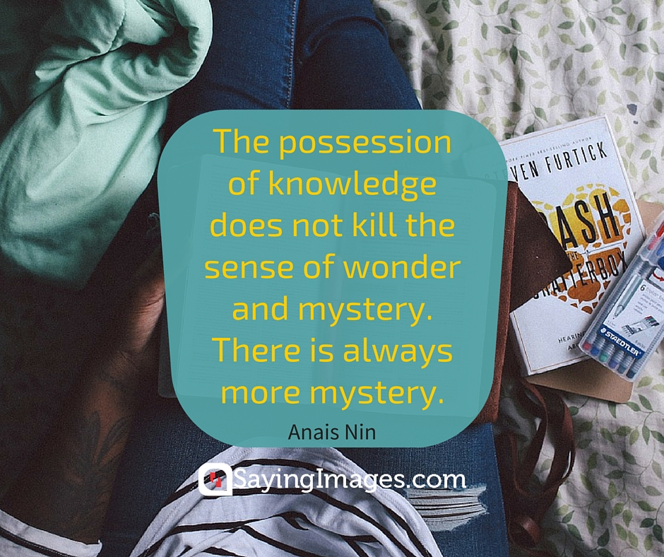 quote about knowledge