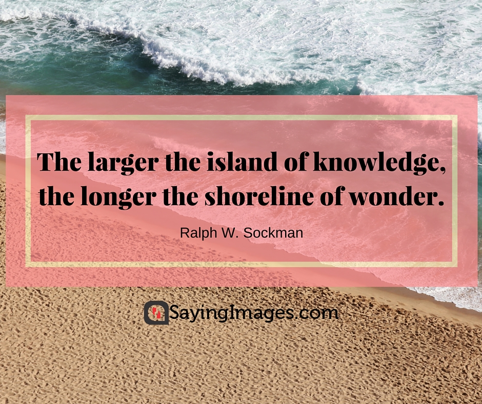 knowledge quotations
