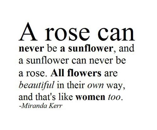 flower women quotes
