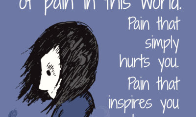 2 Types Of Pain World Life Daily Quotes Sayings Pictures