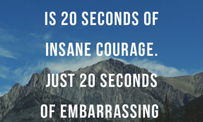 20 Seconds Of Insane Courage