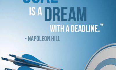 A Goal Is A Dream