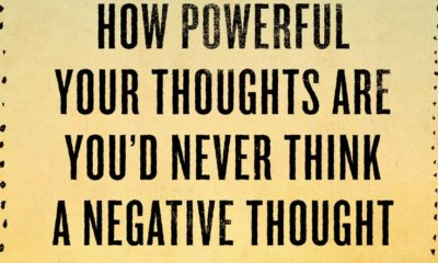A Negative Thought