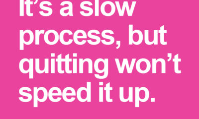 A Slow Process