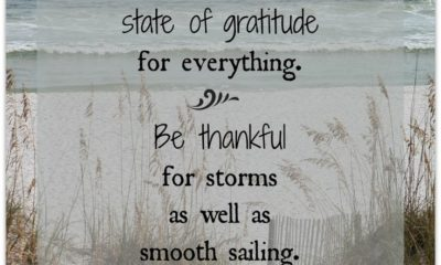 A State Of Gratitude