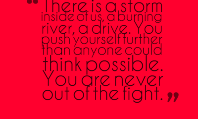 A Storm Inside Us
