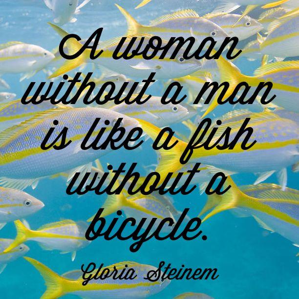 A Woman Without A Man