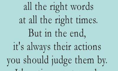 Actions Matter