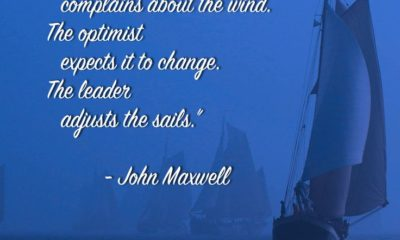 Adjust Your Sail