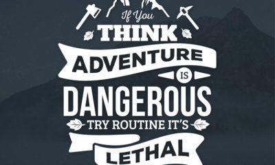 Adventure Is Dangerous