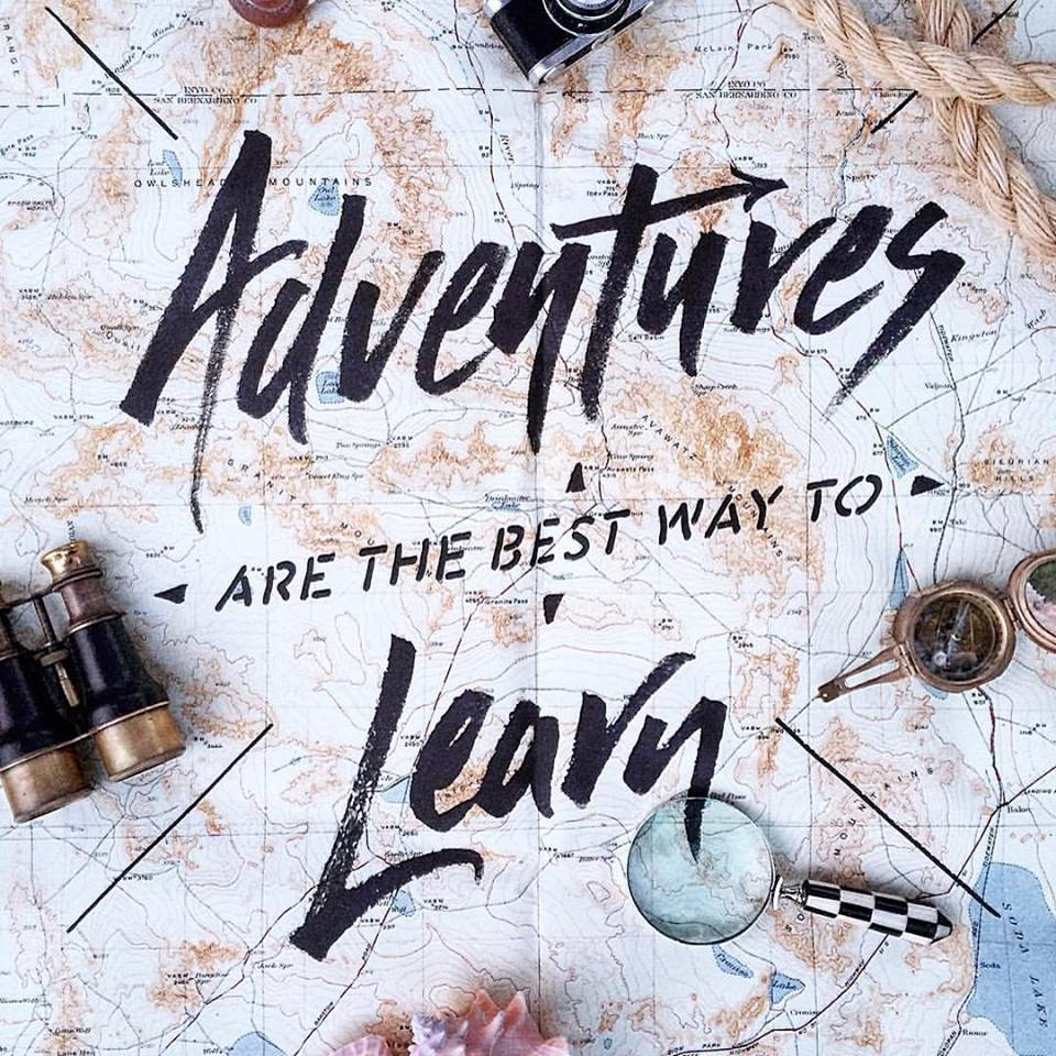 Adventures Best Way To Learn Travel Daily Quotes Sayings Pictures
