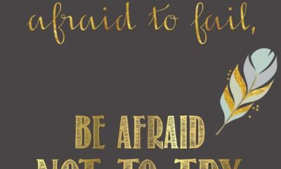 Afraid To Fail