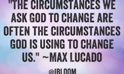Ask God To Change