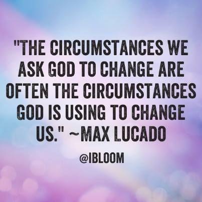 Ask God To Change