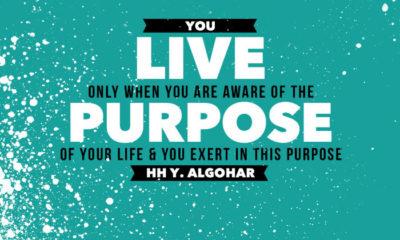 Aware Of The Purpose
