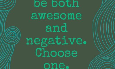 Awesome And Negative